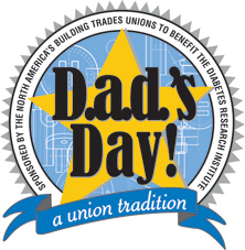 Dad's Day Logo